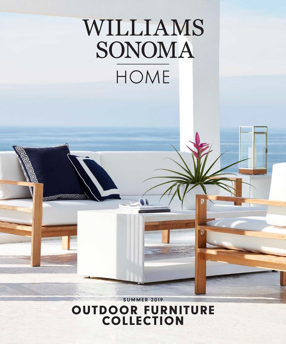 Williams Sonoma Home Summer 2019