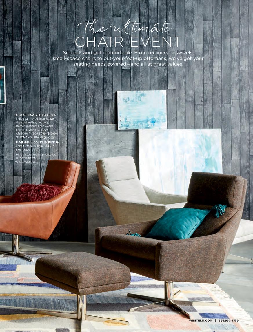 Super West Elm August 2016 Page 2 3 Theyellowbook Wood Chair Design Ideas Theyellowbookinfo