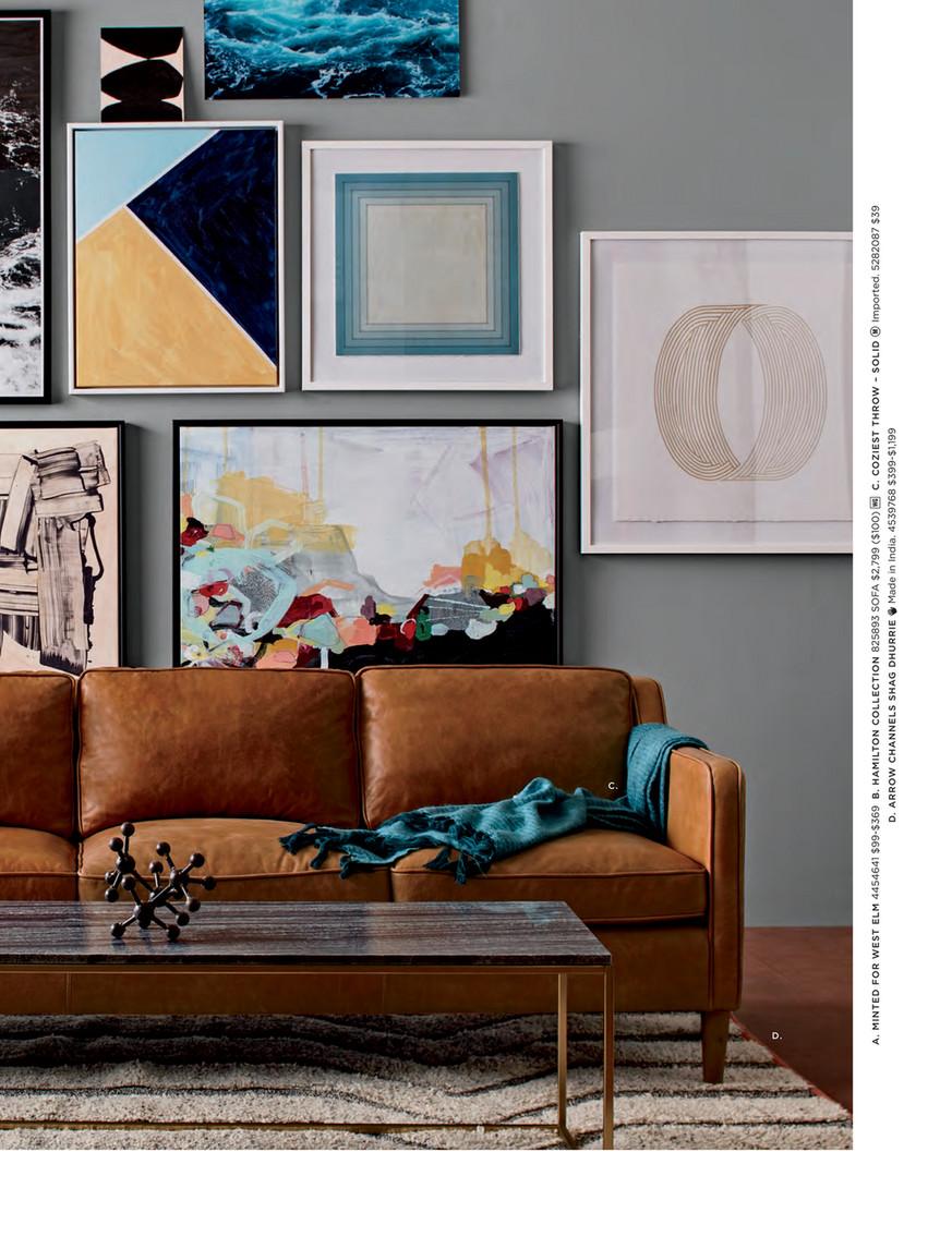 West Elm July 2017 Gisele Mid Century Show Wood Chair
