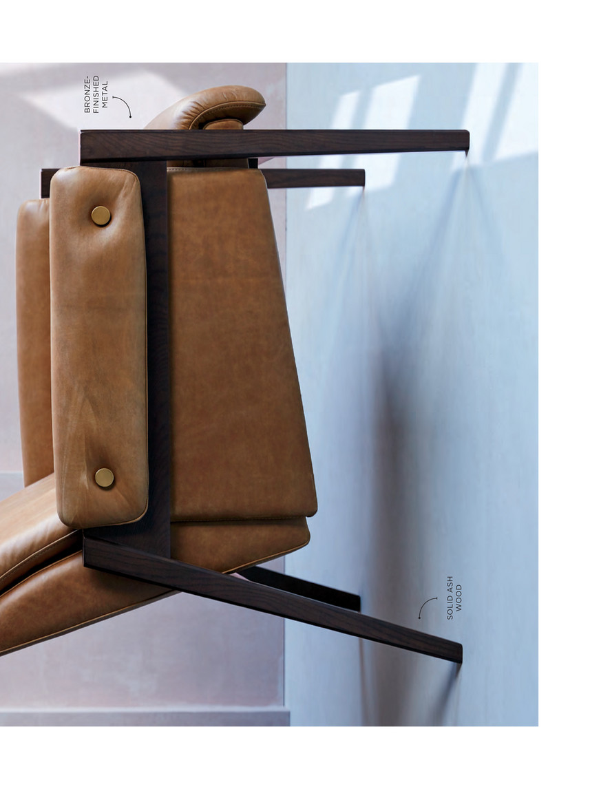Astounding West Elm February 2018 Stanton Chair Taos Leather Sand Alphanode Cool Chair Designs And Ideas Alphanodeonline