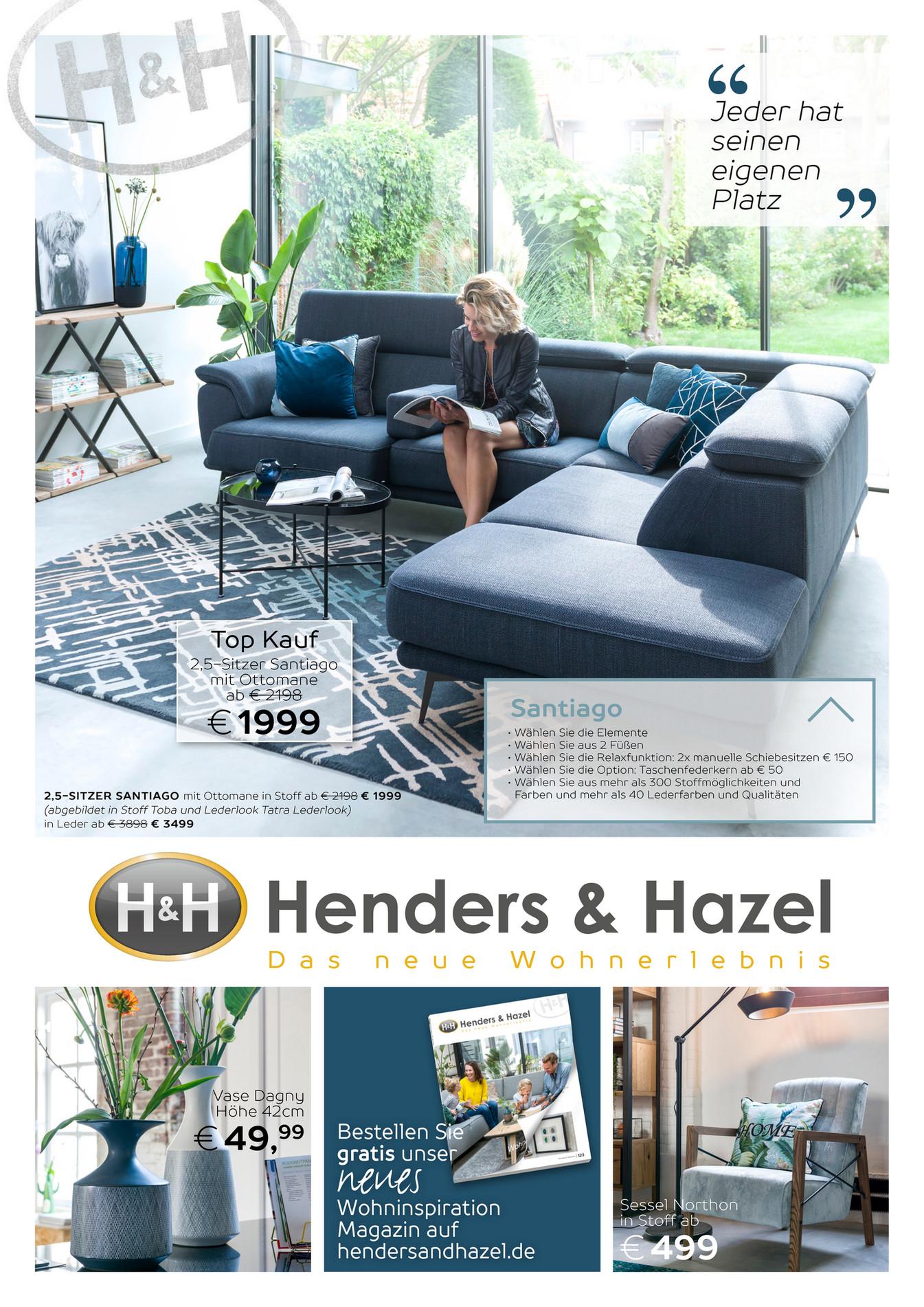 Henders & Hazel Deutschland - Prospect 2 Henders & Hazel 2019 - Seite 1