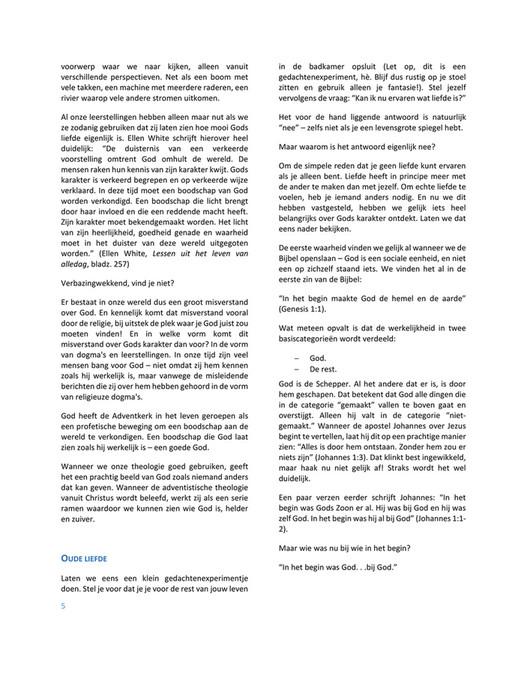FBL - Jeugdgebedsweek 2016 AJ - Page 6-7 - Created with Publitas.com