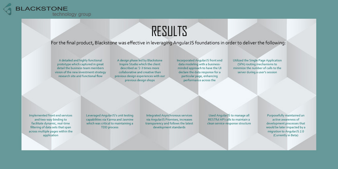 Blackstone Technology Group | Client Success Story - Page 3