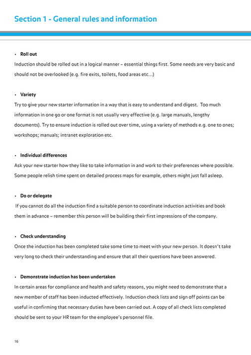 VolkerRail UK - Managers tool kit - Page 16-17
