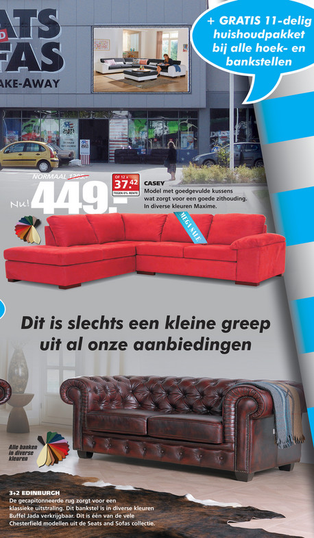 Seats En Sofas Reclame.Reclame Nu Nl Seatsandsofas Week37 16 Page 2 3 Created With