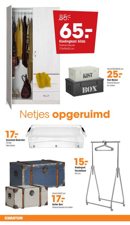Linnenkast Alida Kwantum.Reclame Nu Nl Kwantum Page 2 3 Created With Publitas Com