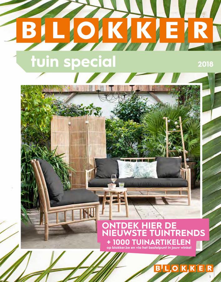 Blokker folder van 25/06/2018 tot 30/09/2018 - Blokker Tuin Special