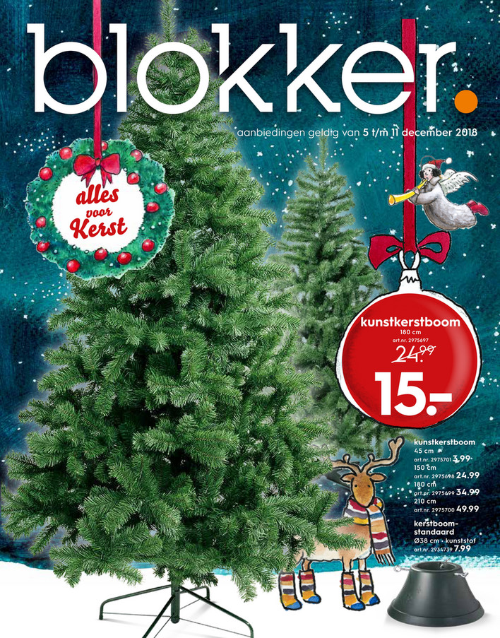 Blokker folder van 05/12/2018 tot 11/12/2018 - Weekpromoties 49