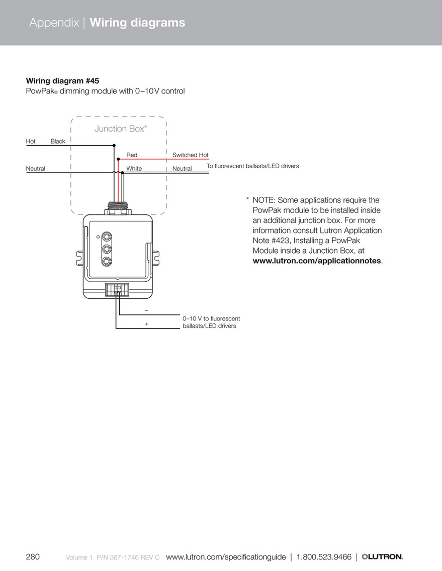 Dimmable Ballast Wiring Diagram from view.publitas.com