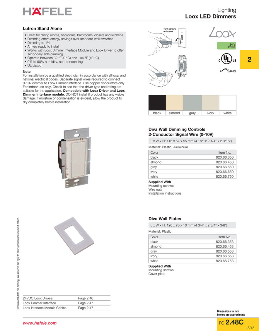 Mega Supply Store LLC - HAFELE 2015-16 - Page 97 - Created