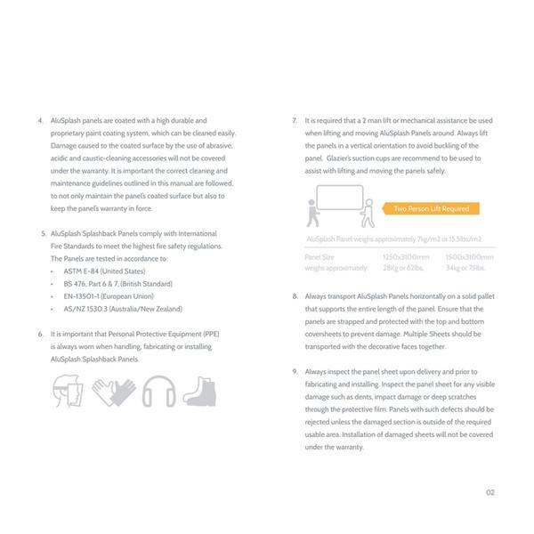 Mega Supply Store LLC - Manual Installation - Page 4-5