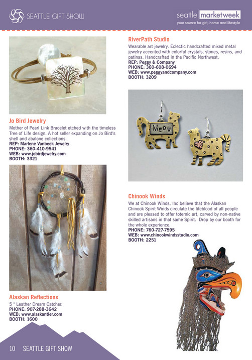 Seattle Mart - Product Preview Guide - Jan  2106 Show - Page