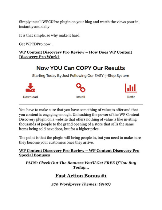 ETT - WP Content Discovery Pro review - Page 4-5 - Created with
