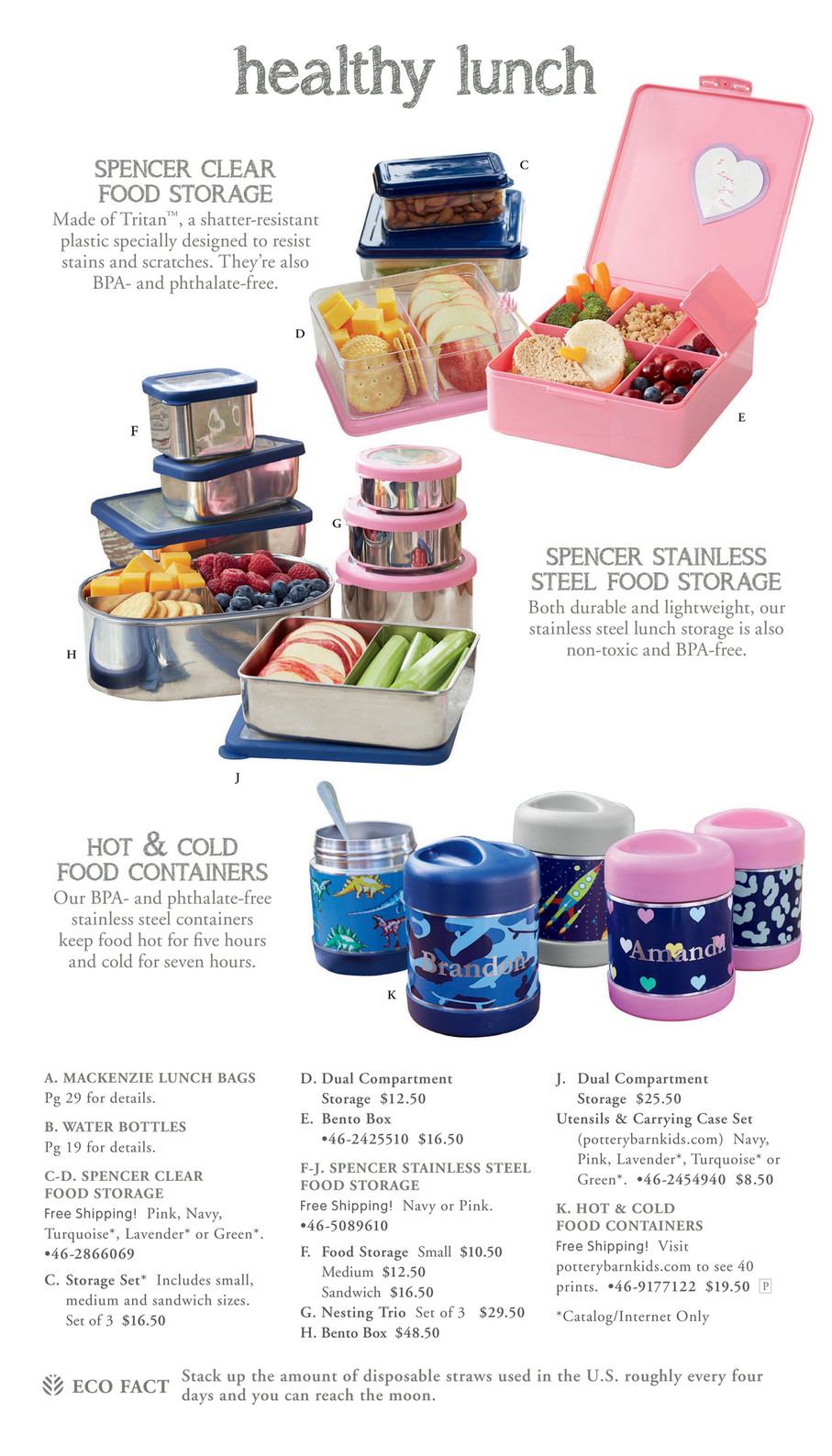 Pottery Barn Kids (PBK) - Gear Guide Fall 2016 - Page 24-25