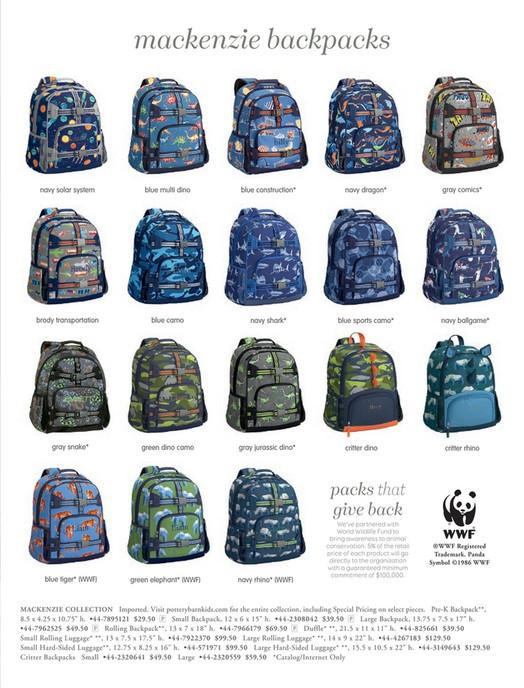 501245955b ... mackenzie backpacks navy solar system blue multi dino blue  construction  navy dragon  brody transportation