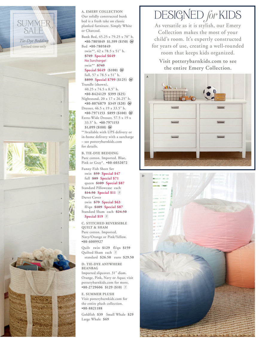 Amazing Pottery Barn Kids Pbk June 2015 Page 40 41 Pdpeps Interior Chair Design Pdpepsorg