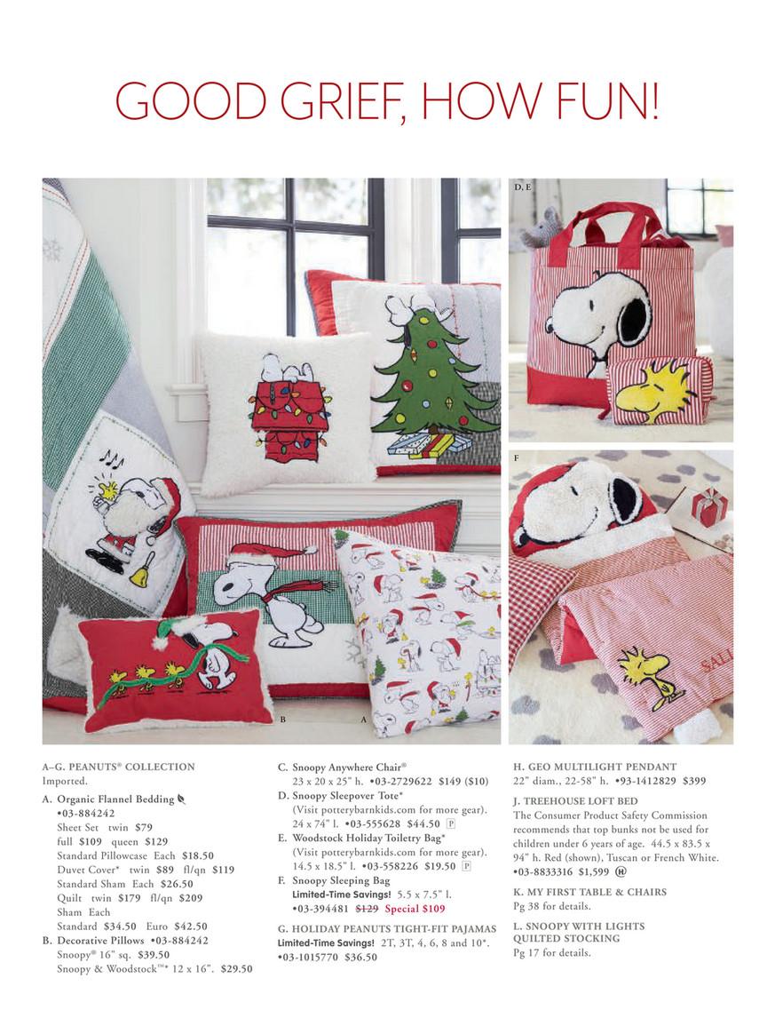 Marvelous Pottery Barn Kids Pbk Merry And Bright 2017 Treehouse Spiritservingveterans Wood Chair Design Ideas Spiritservingveteransorg