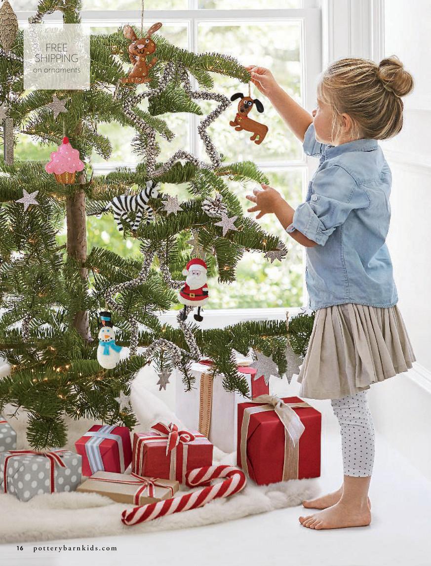 Pottery Barn Kids Pbk November 2017 St Jude Snowman Christmas Ornament