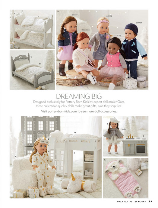 8a8596226b31 Pottery Barn Kids (PBK) - November 2017 - Special Edition Melinda ...