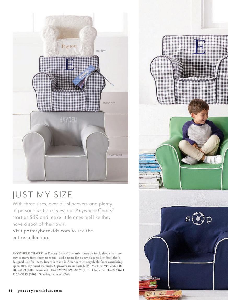 Brilliant Pottery Barn Kids Pbk January 2018 Anywhere Chair R Beatyapartments Chair Design Images Beatyapartmentscom