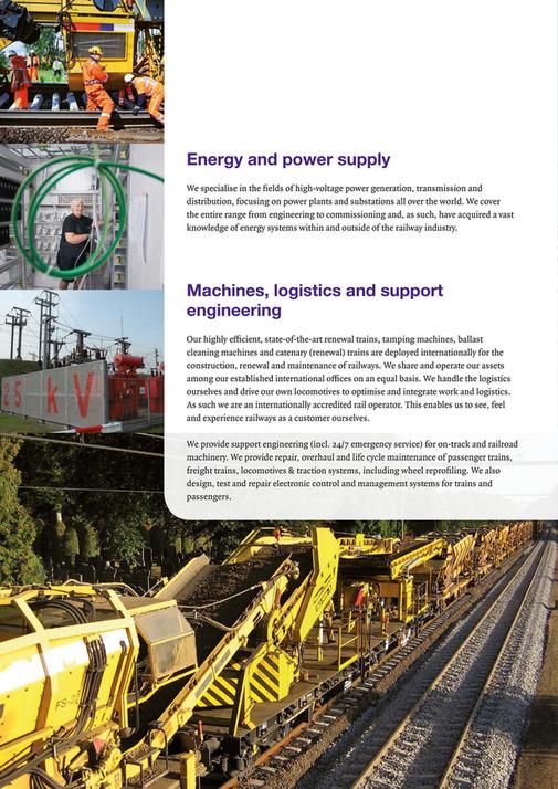 Strukton - Strukton Rail - corporate brochure - Pagina 6-7