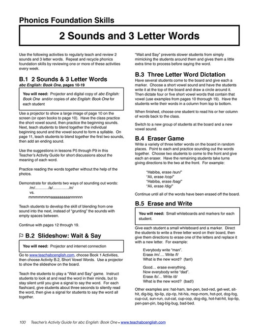 Easy english readers teachersactivityguide1 page 102 103 easy english readers teachersactivityguide1 page 102 103 created with publitas expocarfo