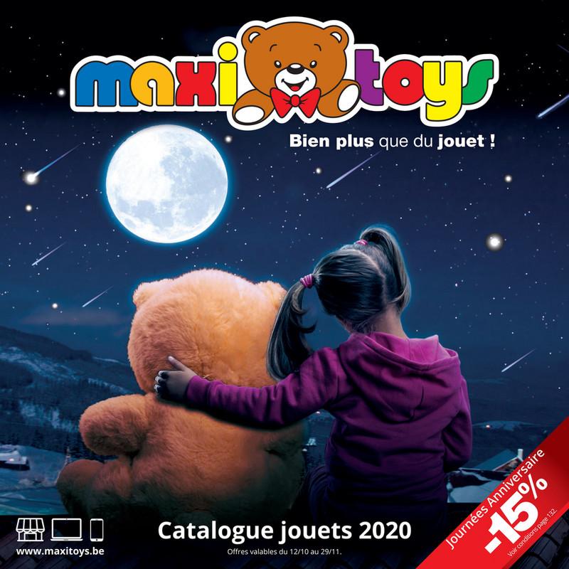 Folder Maxi Toys du 12/10/2020 au 29/11/2020 - Promotions de octobre