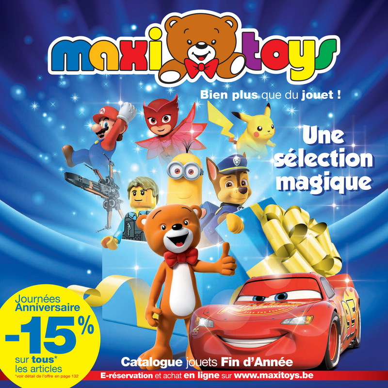 Folder Maxi Toys du 09/10/2017 au 26/11/2017 - maxi-toys-be-fr-catalogue-c10-2017-be-fr.pdf