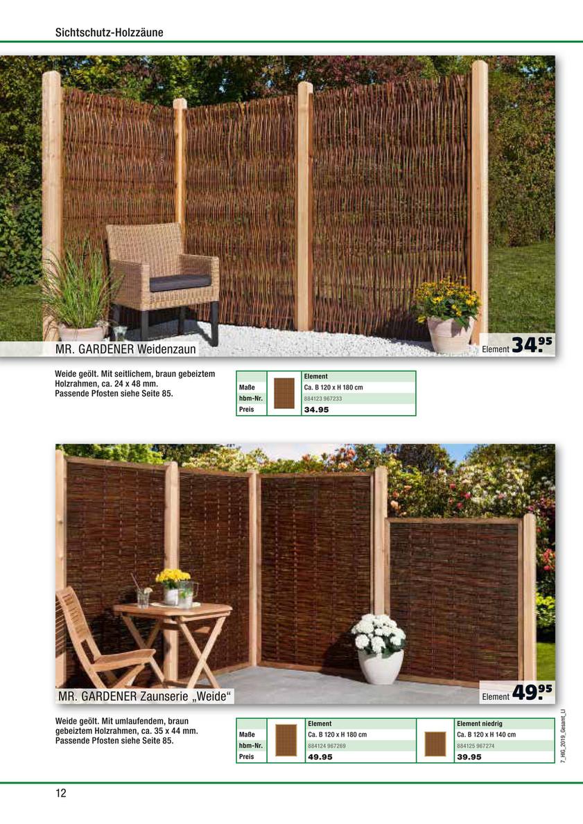 Raiffeisen Waren Gmbh Holz Im Garten 2019 Seite 10 11