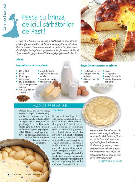 Revista Mireasa - Mireasa site N2 - Page 94-95 - Created