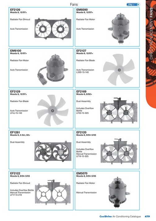Cooldrive - 2014 Air Conditioning Catalogue - Page 480-481 - Created