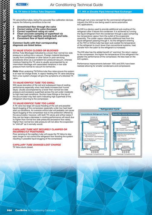 Cooldrive - 2014 Air Conditioning Catalogue - Page 906-907