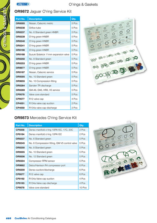Cooldrive - 2014 Air Conditioning Catalogue - Page 662-663