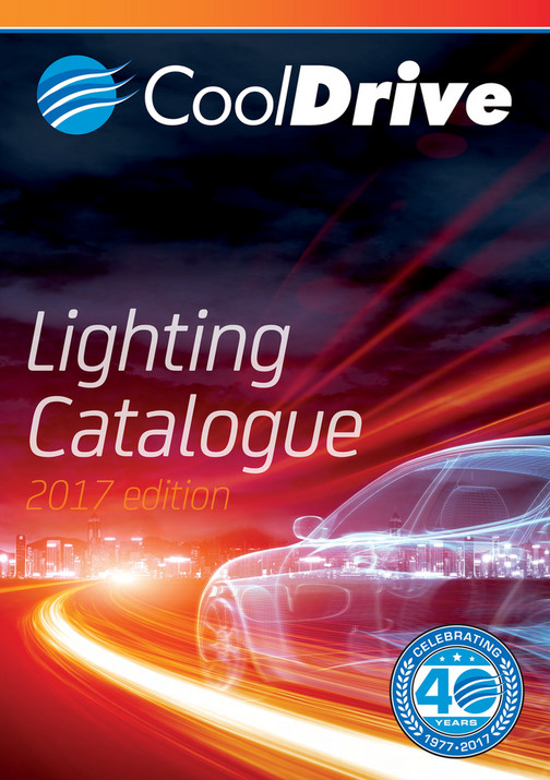 Cooldrive 2017 Lighting Catalogue Page 1 Created Edition Branches Act