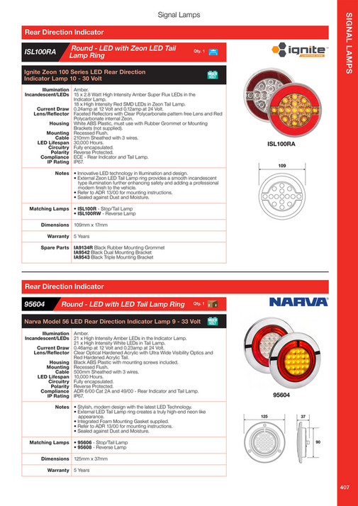 Cooldrive - 2017 Lighting Catalogue - Page 434-435 - Created with