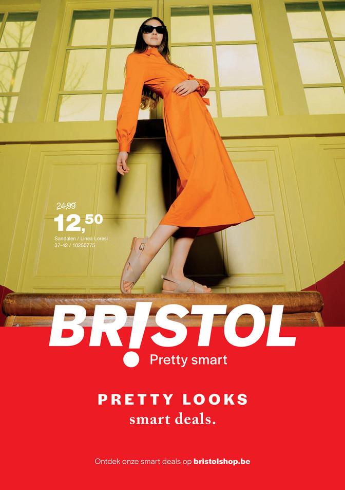 Bristol folder van 16/04/2021 tot 09/05/2021 - Weekpromoties 16