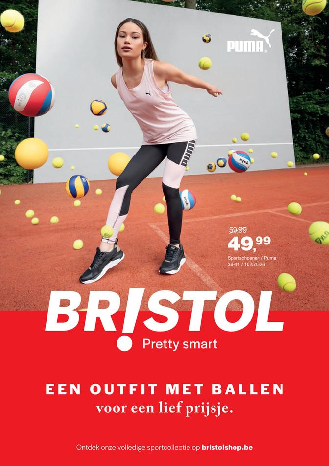 Bristol folder van 30/07/2021 tot 22/08/2021 - Weekpromoties 31