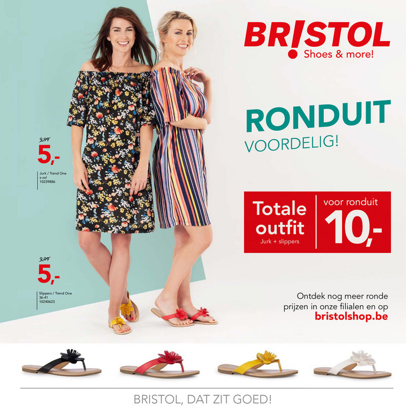 Bristol folder van 17/05/2019 tot 02/06/2019 - Weekpromoties 21