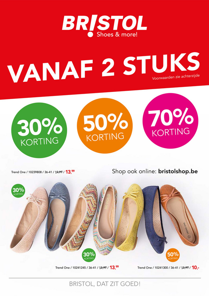 Bristol folder van 08/06/2019 tot 30/06/2019 - Weekpromoties 24
