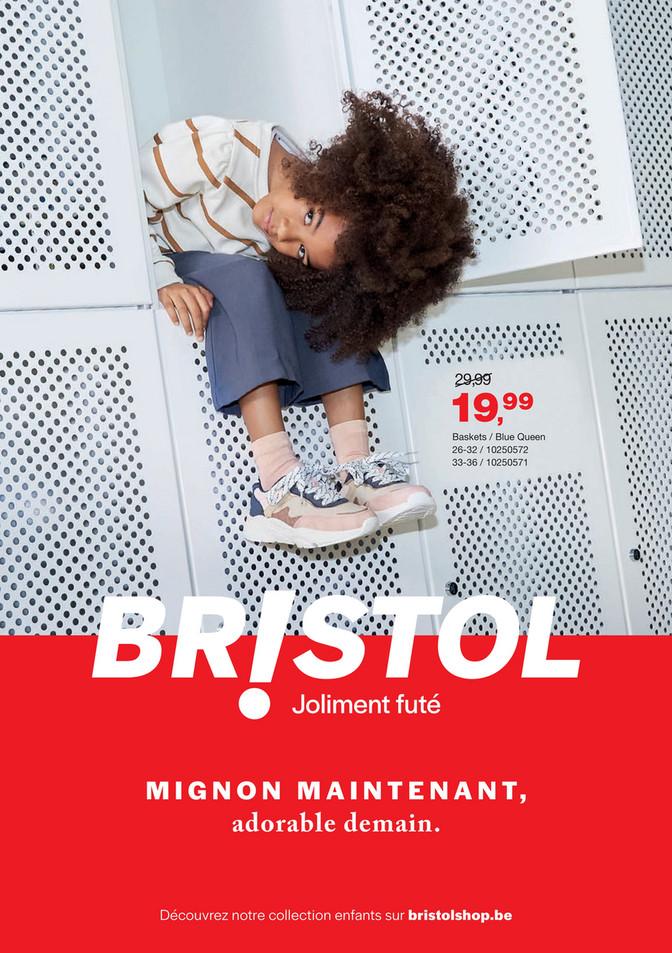 Folder Bristol du 26/03/2021 au 11/04/2021 - Promotions de la semaine 13