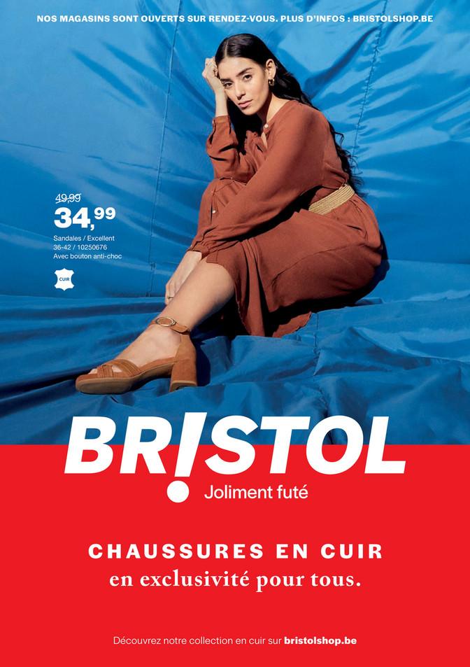 Folder Bristol du 09/04/2021 au 09/05/2021 - Promotions de la semaine 15
