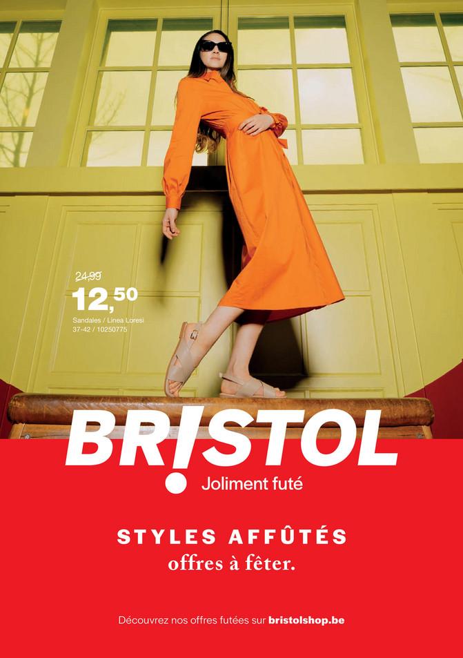 Folder Bristol du 16/04/2021 au 09/05/2021 - Promotions de la semaine 16