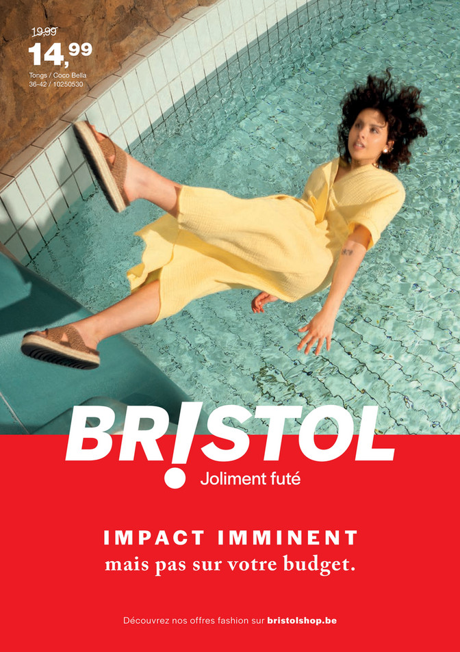 Folder Bristol du 07/05/2021 au 23/05/2021 - Promotions de la semaine 19