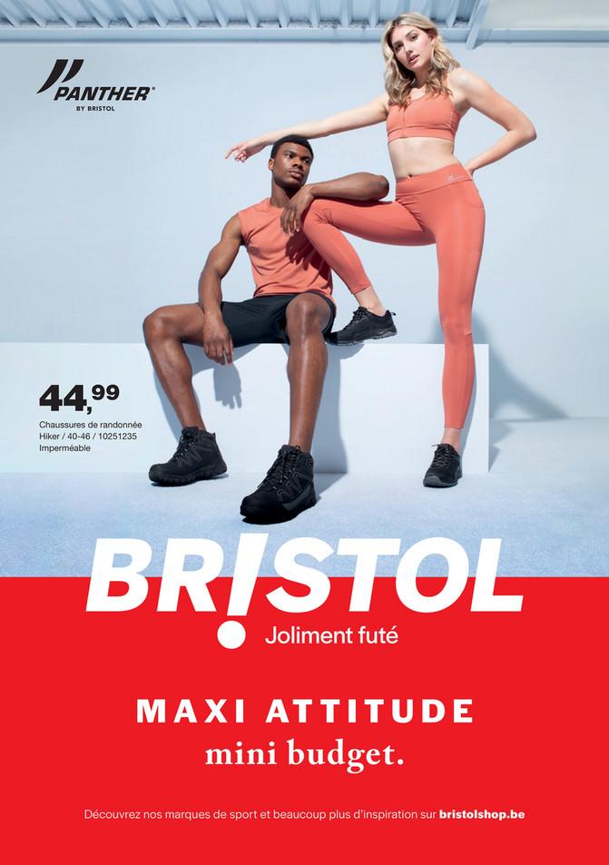 Folder Bristol du 28/05/2021 au 31/07/2021 - Promotions de la semaine 22