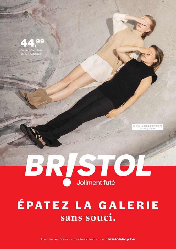 Folder Bristol du 03/09/2021 au 19/09/2021 - Promotions de la semaine 36