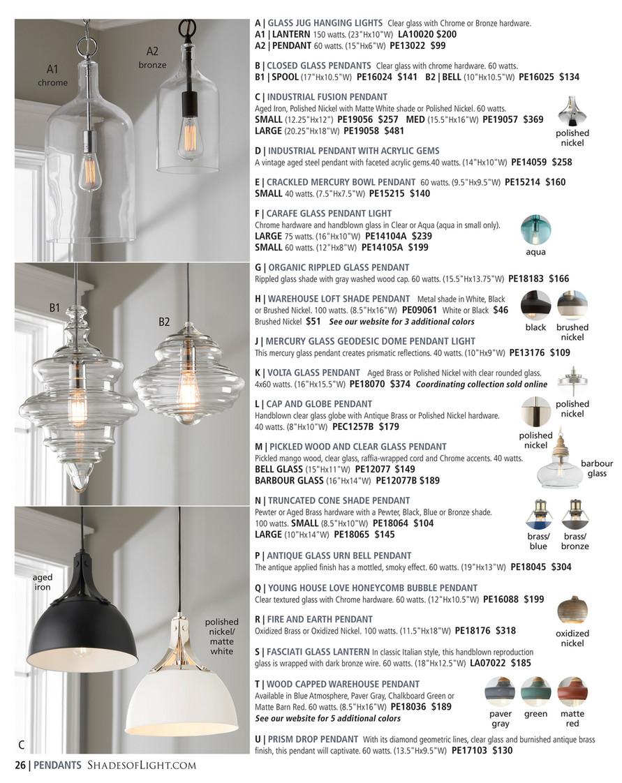 Image of: Shades Of Light Urban Rustic 2019 Mini Crackled Mercury Bowl Pendant Light