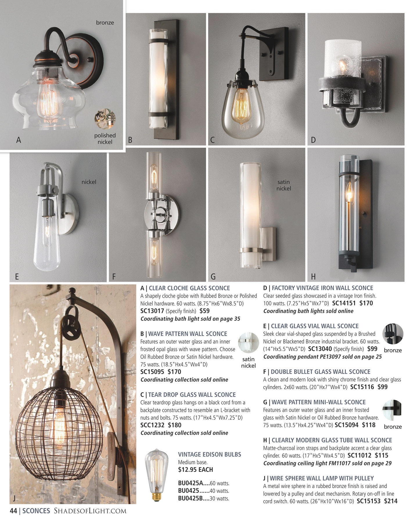 best website 0cfa8 aab52 Shades of Light - Modern Eclectic 2016 - Clearly Modern ...