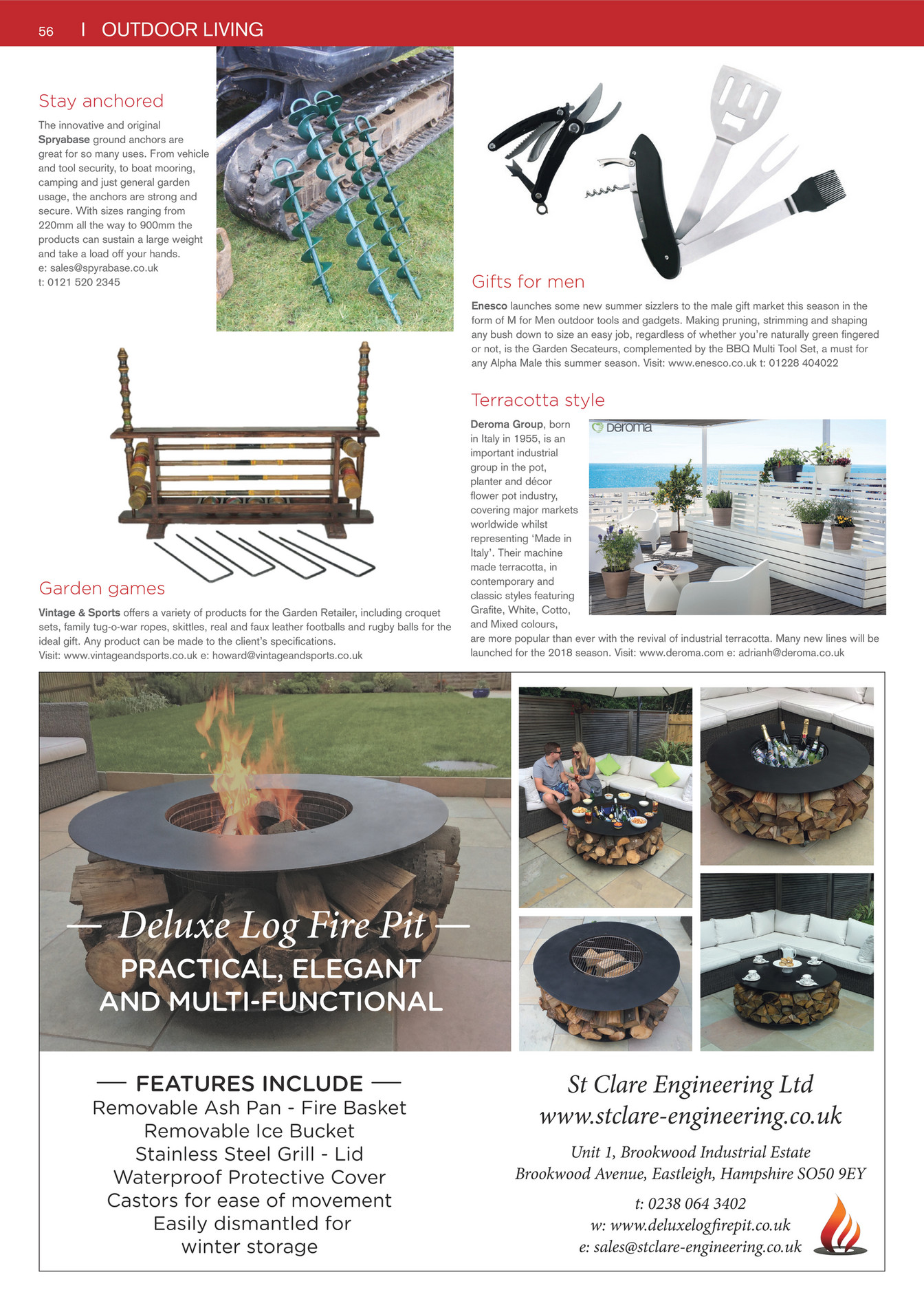 detail extra ltd - garden centre buyer june/july 2017 - page 56-57