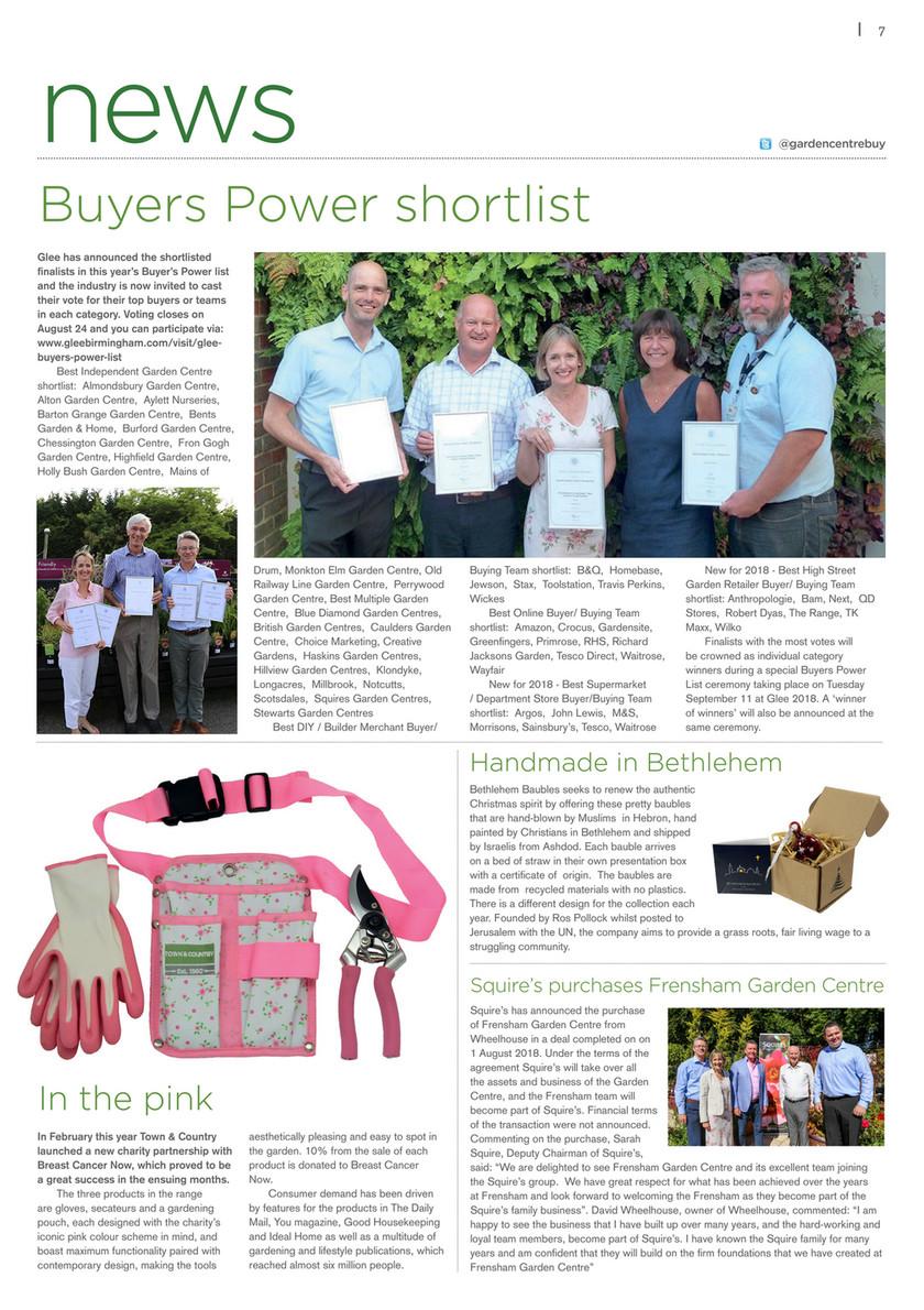 Detailextra Ltd - Garden Centre Buyer Aug/Sept - Page 10-10