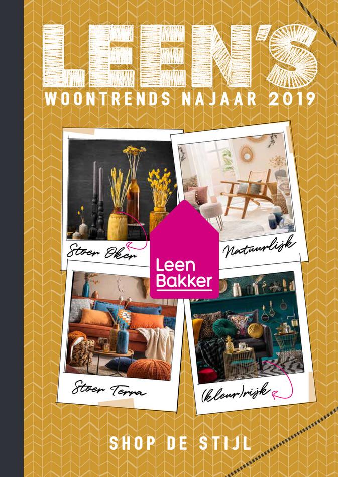Leen Bakker folder van 14/10/2019 tot 21/12/2019 - Najaar